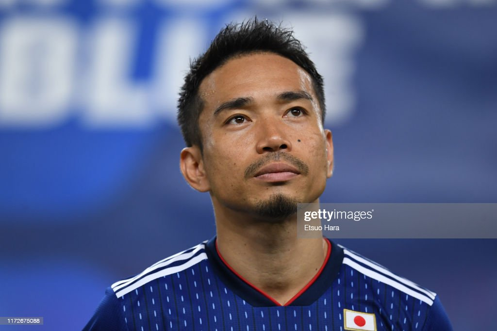Japan v Paraguay - International Friendly : ニュース写真