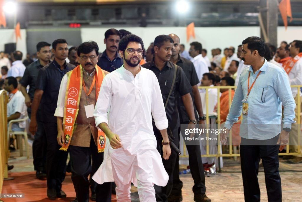 Shiv Sena Celebrates 52nd Foundation Day In Mumbai, Shishir Shinde Joins Sena