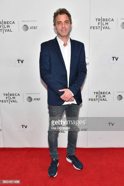 Yuval Shafferman attends the screeing of 'On the Spectrum' at Tribeca TV Indie Pilots during the 2018 Tribeca Film Festival at Cinepolis Chelsea on...