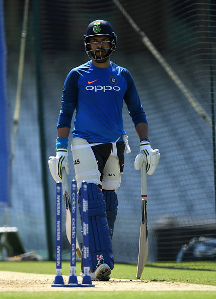 Previews - ICC Champions Trophy Final : News Photo