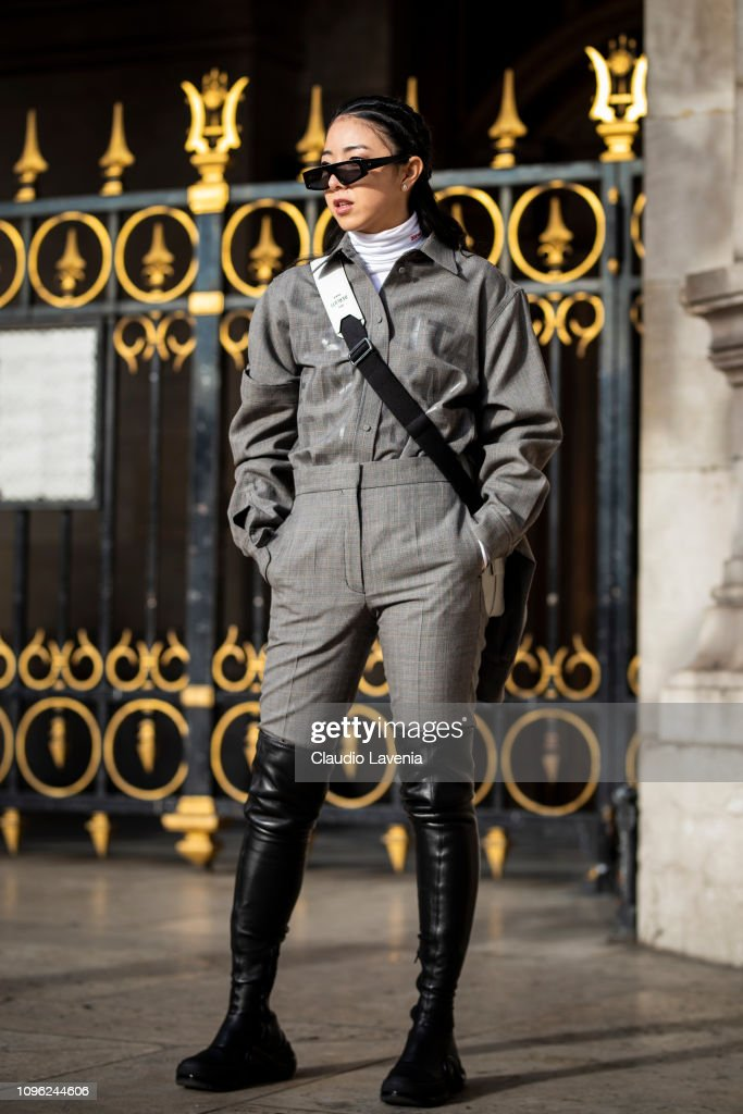 005aff9be88e6b Street Style - Paris Fashion Week - Menswear F W 2019-2020   Day