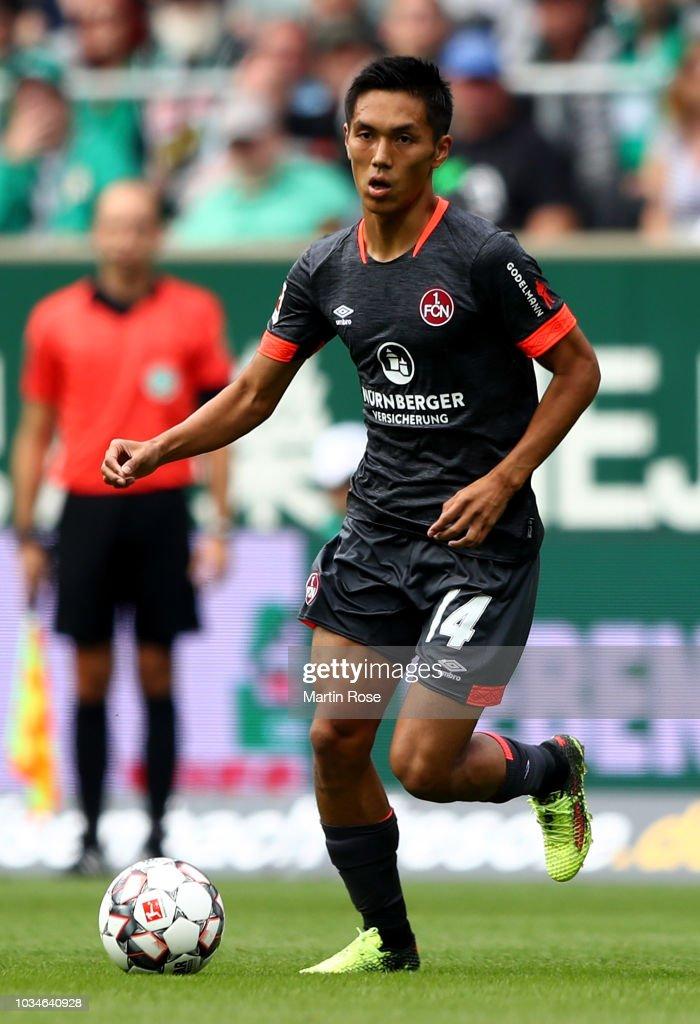 SV Werder Bremen v 1. FC Nuernberg - Bundesliga : ニュース写真