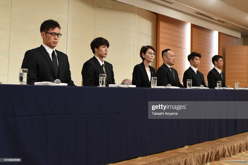 Japan Basketball Association Press Conference