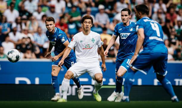 DEU: TSG 1899 Hoffenheim v SV Werder Bremen - Bundesliga for DFL