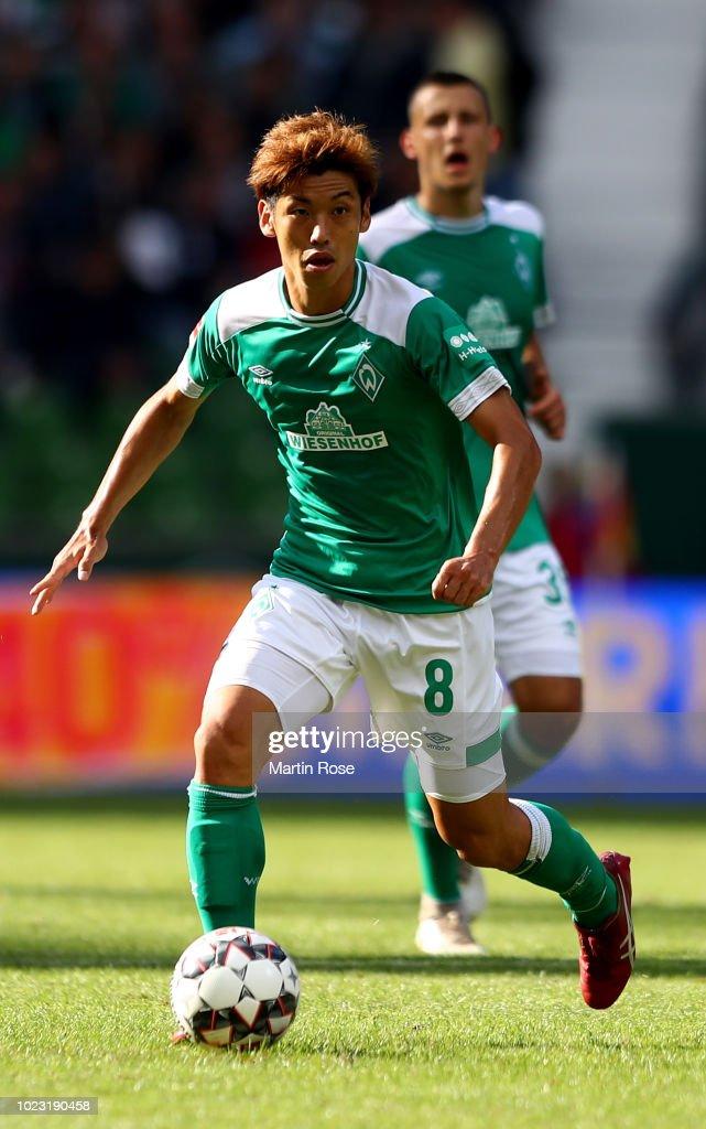 SV Werder Bremen v Hannover 96 - Bundesliga : News Photo