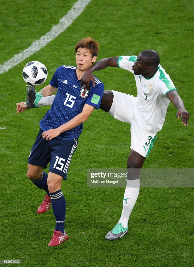 Japan v Senegal: Group H - 2018 FIFA World Cup Russia