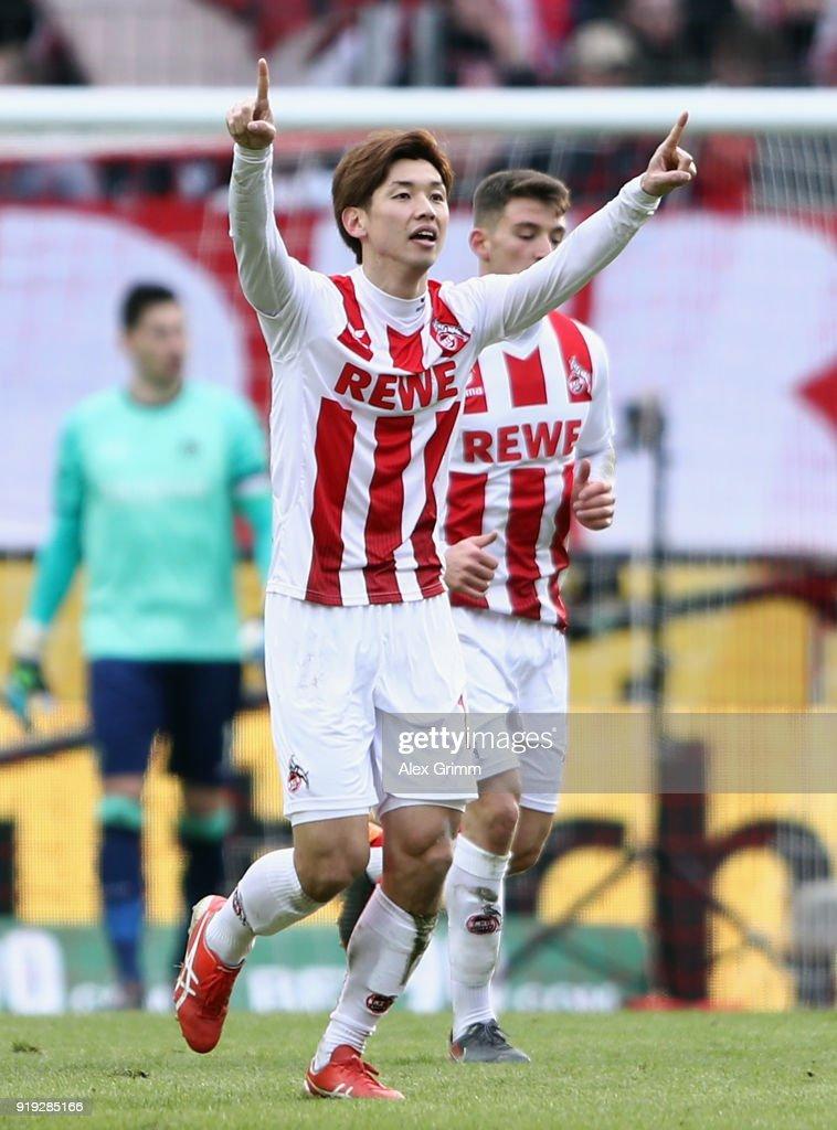 1. FC Koeln v Hannover 96 - Bundesliga