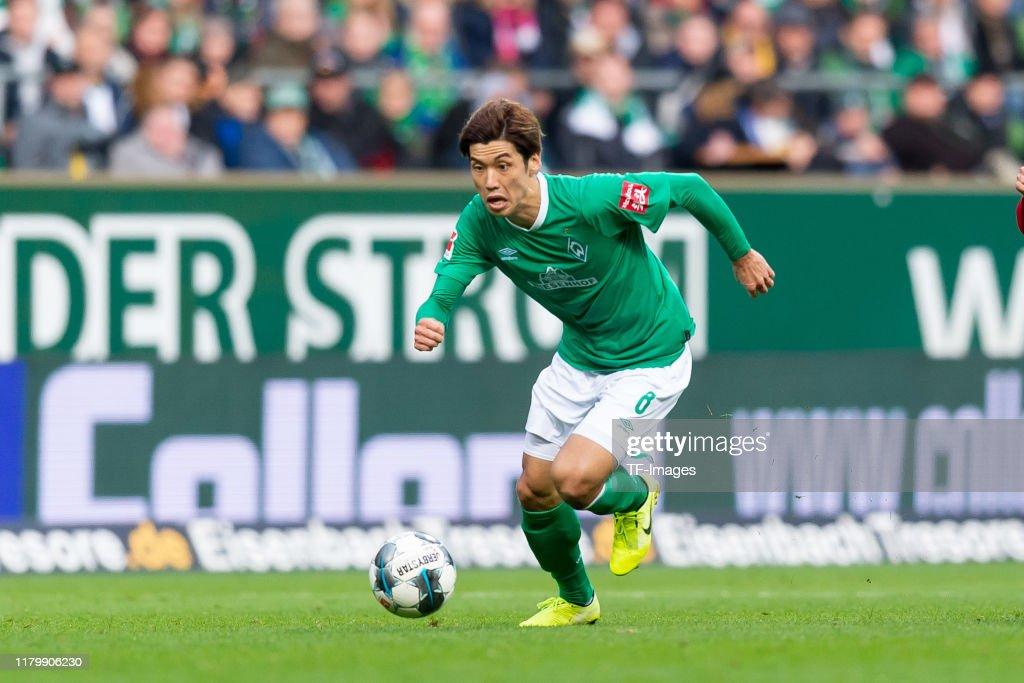 SV Werder Bremen v Sport-Club Freiburg - Bundesliga : ニュース写真
