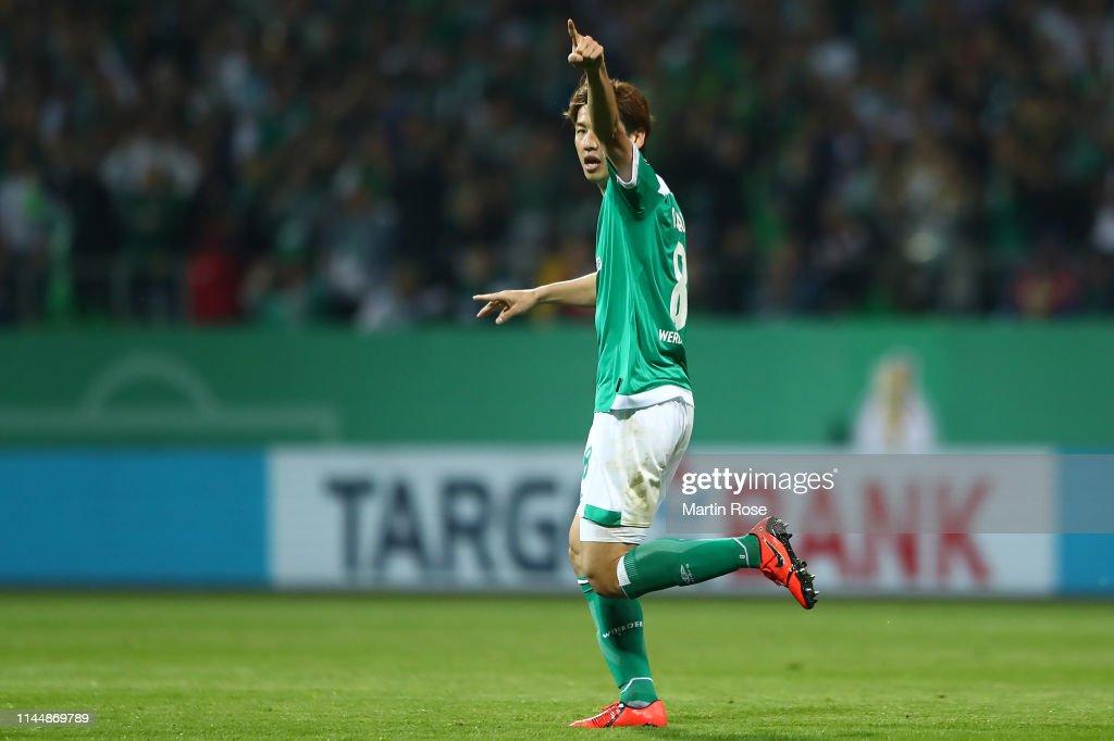 Werder Bremen v FC Bayern Muenchen - DFB Cup : ニュース写真