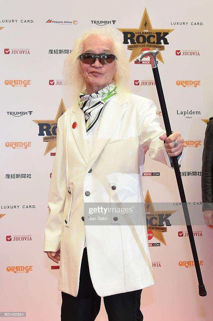 Classic Rock Awards - Red Carpet : ニュース写真