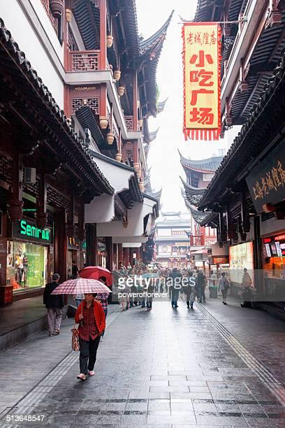 Yuyuan Market in Shanghai, China