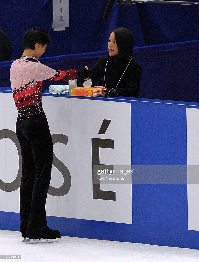 Japan Figure Skating Championships - Day 3 : ニュース写真