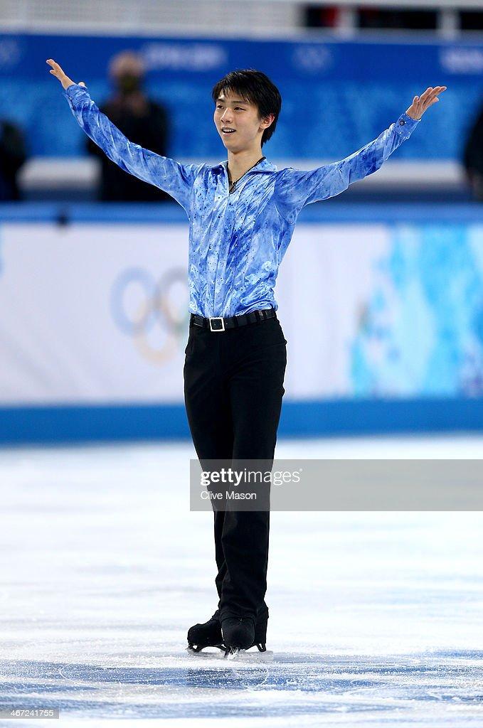 Figure Skating - Winter Olympics Day -1 : ニュース写真