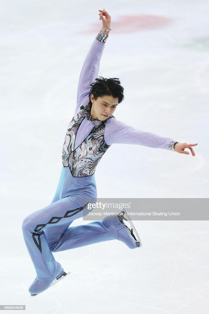 World Figure Skating Championships - Helsinki Day 2 : ニュース写真