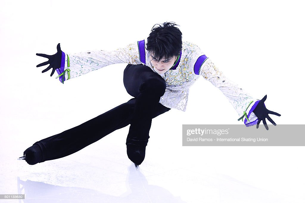 ISU Junior & Senior Grand Prix of Figure Skating Final 2015/2016 Final Barcelona - Day 3 : News Photo