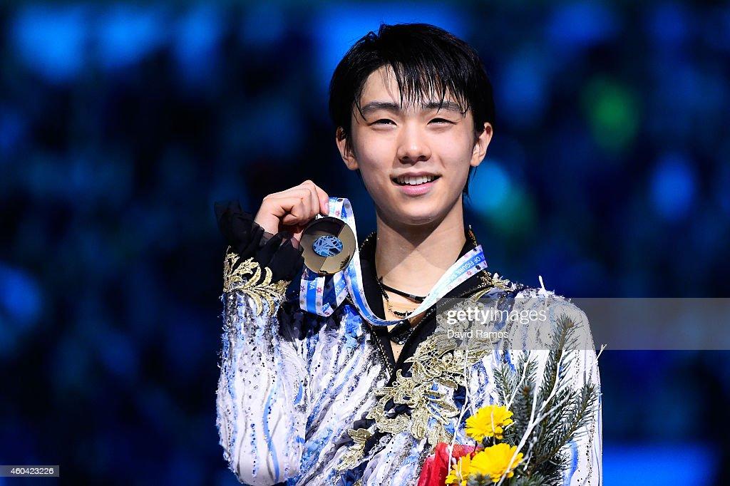 ISU Grand Prix of Figure Skating Final 2014/2015 - Day Three : News Photo