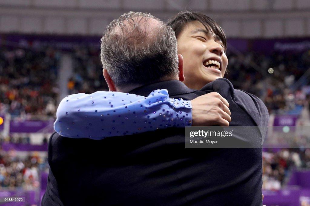 Figure Skating - Winter Olympics Day 7 : ニュース写真