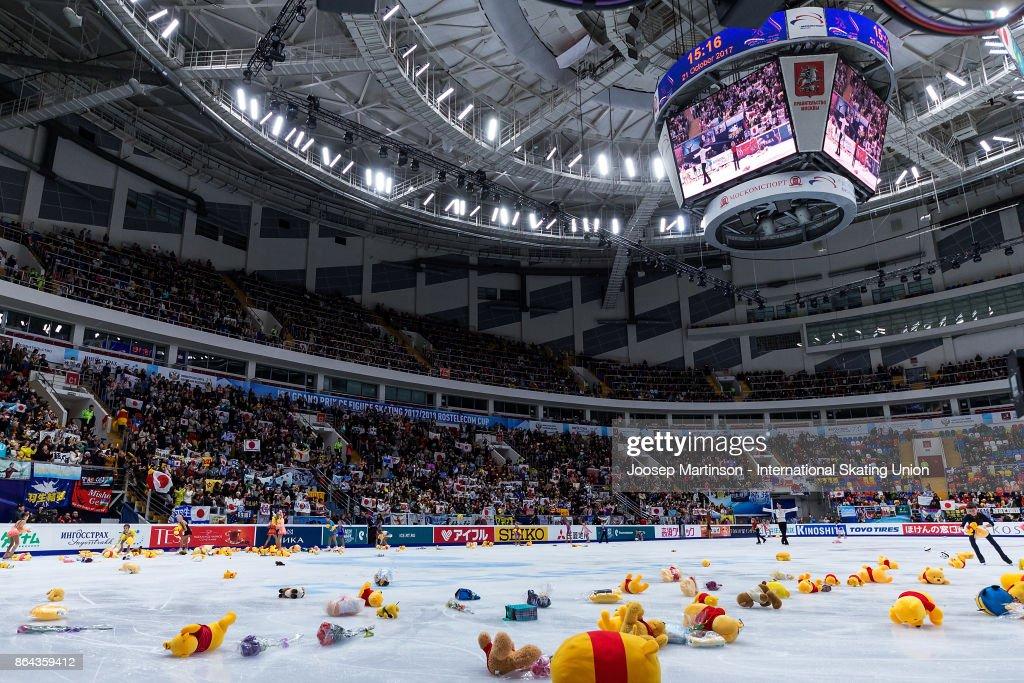 ISU Grand Prix of Figure Skating - Moscow