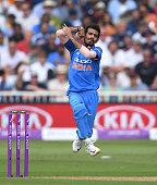 nottingham england yuzvendra chahal india bowls