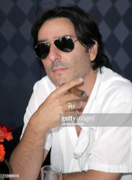 Yvan Attal during 2004 Toronto International Film Festival Unifrance Press Luncheon at Prego della Piazza in Toronto Ontario Canada