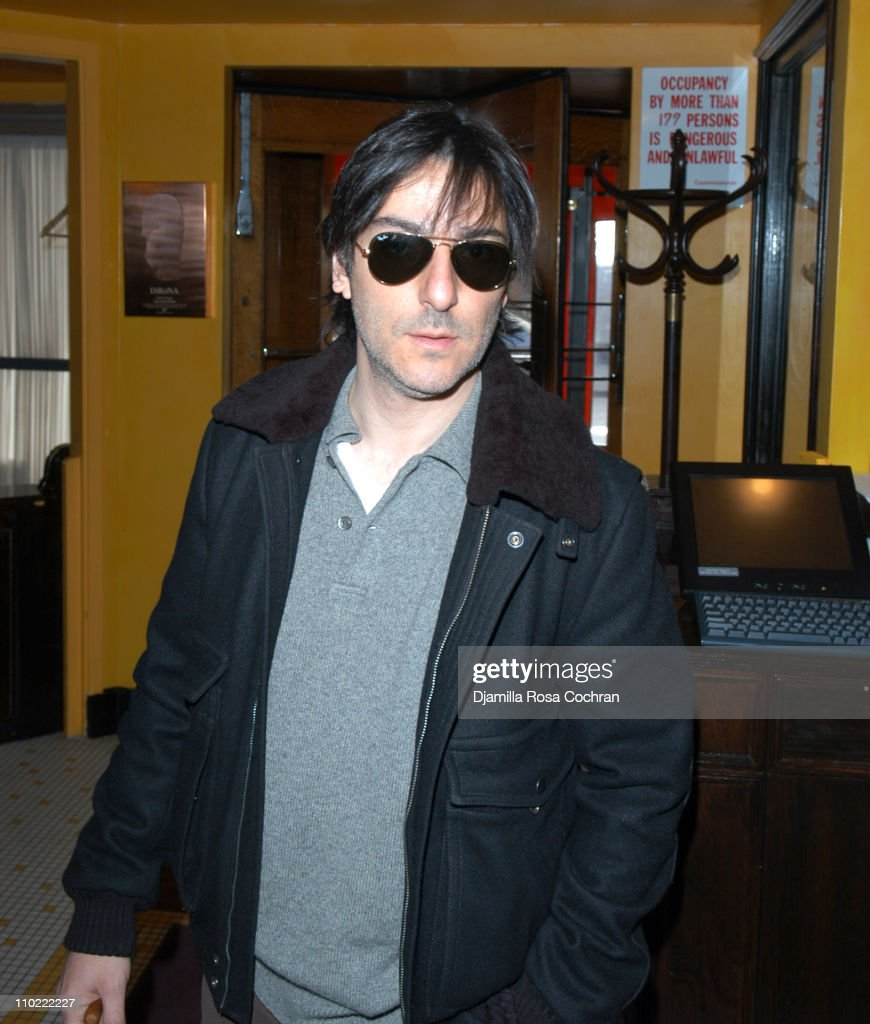Rendezvous with French Cinema 2005 - Press Luncheon in New York City : News Photo