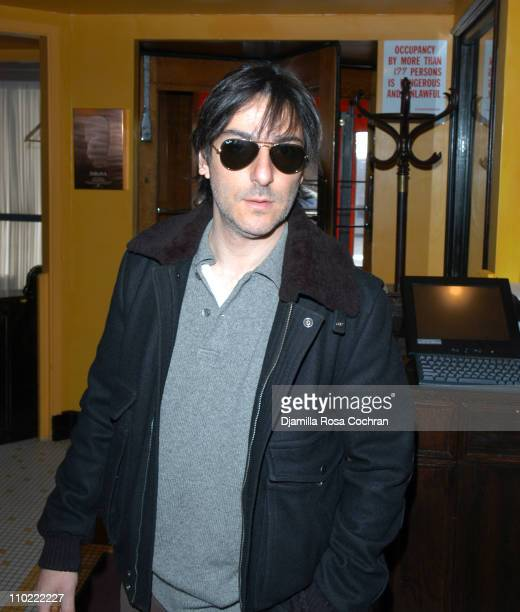 Yvan Attal during Rendezvous with French Cinema 2005 Press Luncheon in New York City at La Cote Basque in New York City New York United States