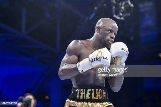 Yvan Mendy during the event No Limit Levallois at Salle Marcel Cerdan on December 14 2017 in Paris France