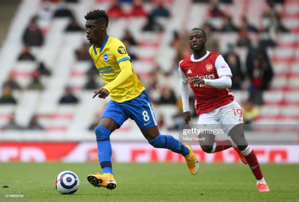 Arsenal v Brighton & Hove Albion - Premier League : News Photo