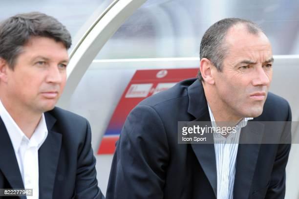 Yves COLLEU / Paul LE GUEN Lille / PSG 31 eme journee de Ligue 1 Stadium Nord Lille Villeneuve d'Ascq