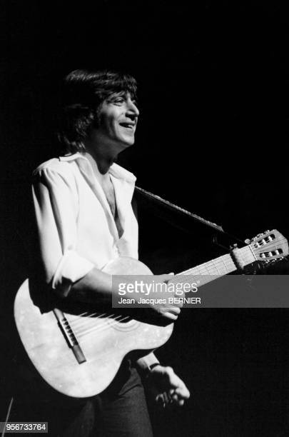 Yves Duteil en concert le 4 janvier 1984 à Paris France