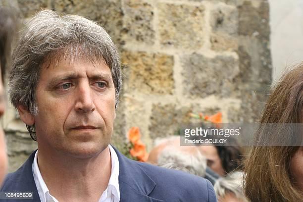Yves Duteil in France on June 19 2006