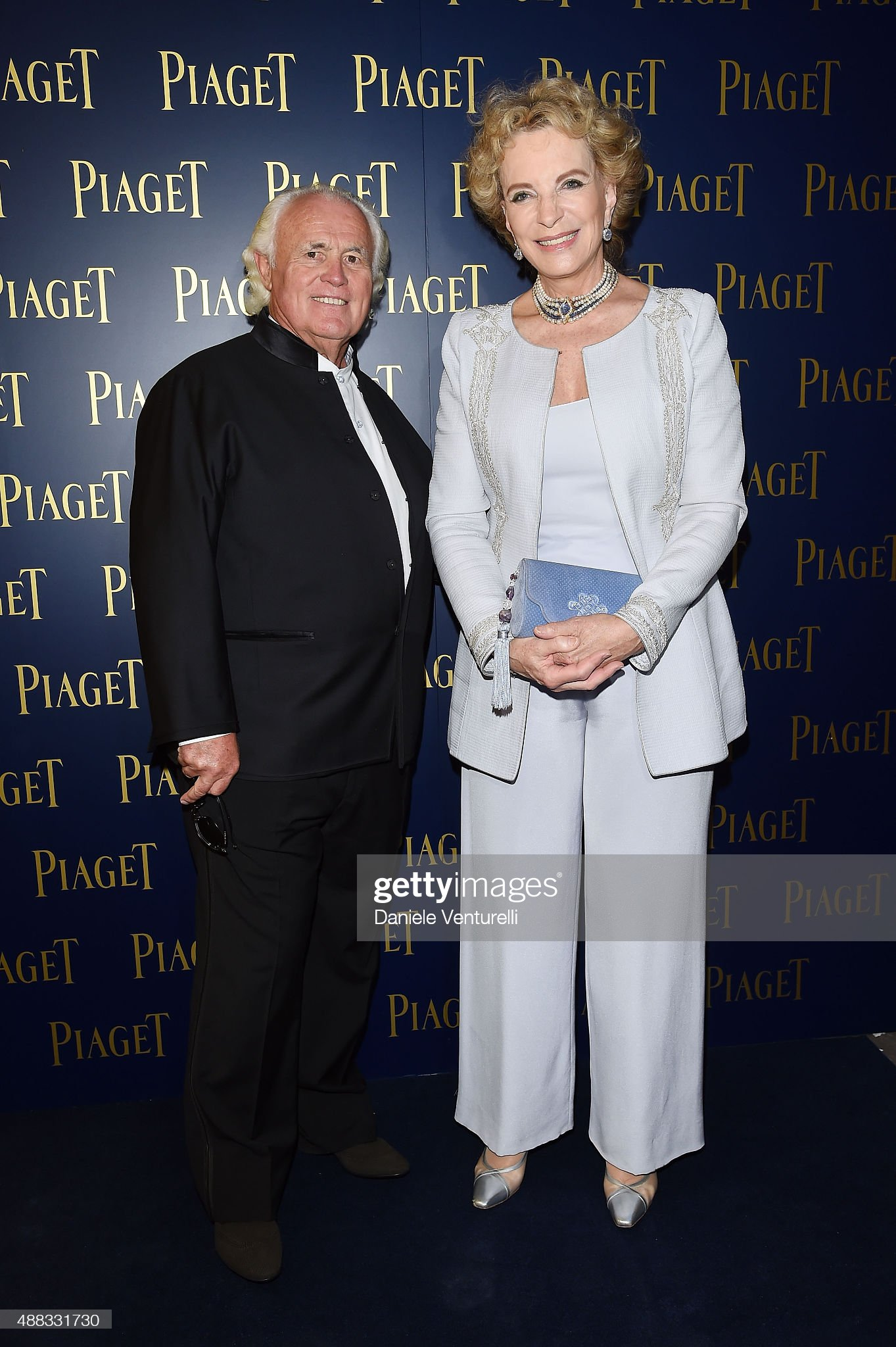 PIAGET Opening Milan : News Photo