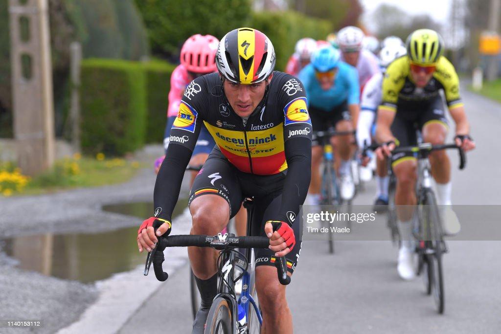 74th Dwars door Vlaanderen 2019 : ニュース写真