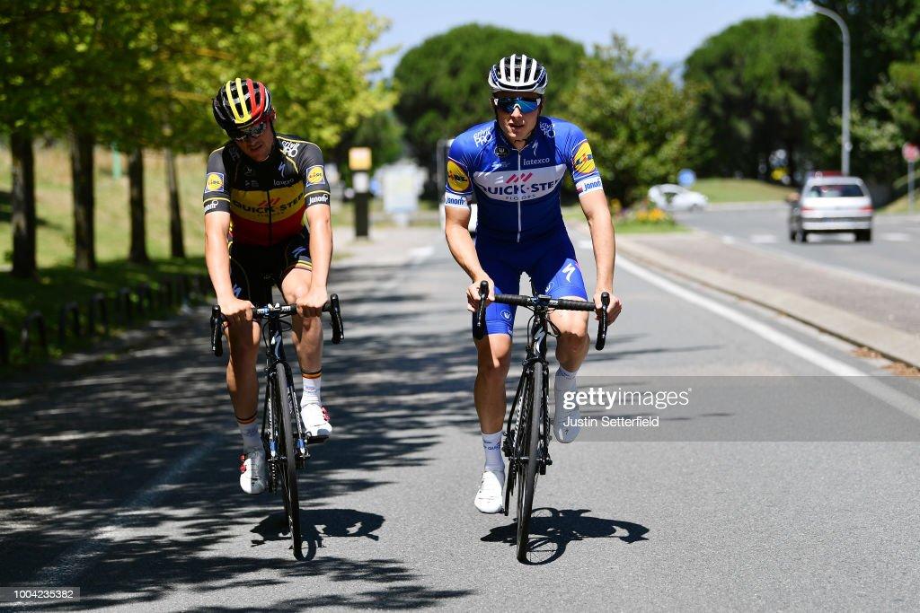 Le Tour de France 2018 - Rest Day