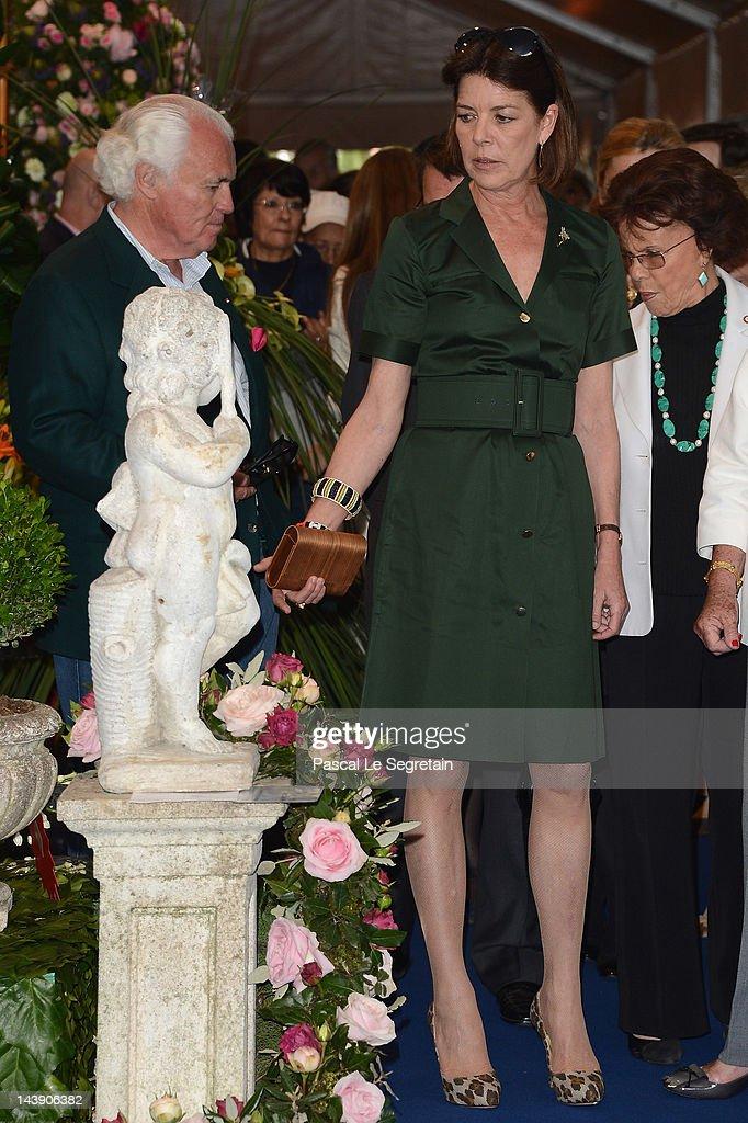 "Monaco : 45th International ""Concours de Bouquets"" Opening"