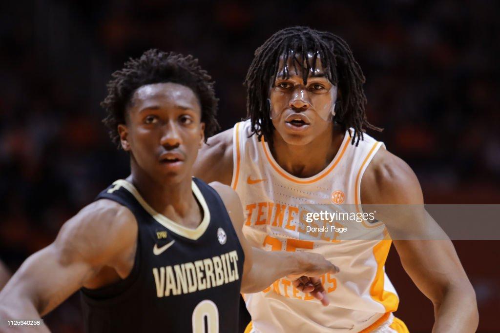TN: Vanderbilt v Tennessee
