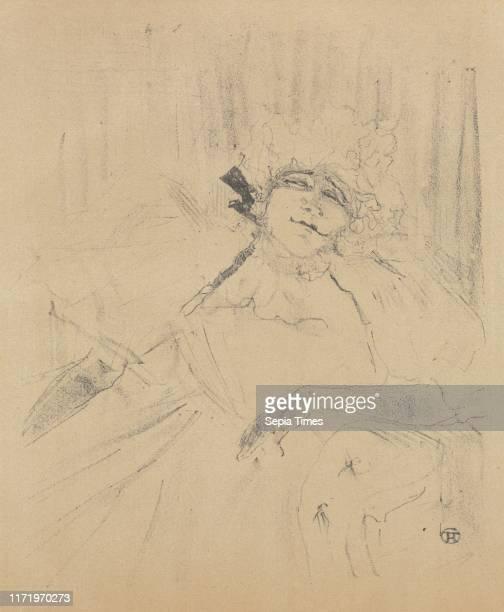 Chanson ancienne 1898 Henri de ToulouseLautrec Lithograph