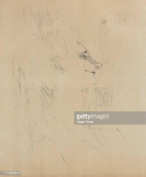 Soularde 1898 Henri de ToulouseLautrec Lithograph