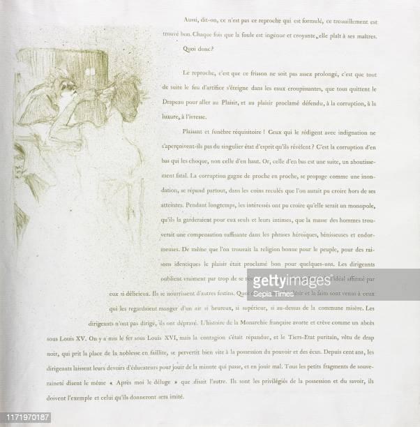 No 13 1894 Henri de ToulouseLautrec Lithograph