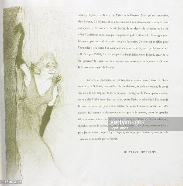 No 16 1894 Henri de ToulouseLautrec Lithograph