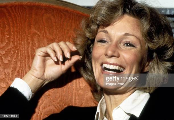 Yvette Mimieux circa 1980 in New York City