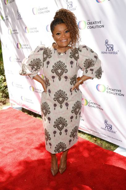 CA: The Creative Coalition's 7th Annual Television Humanitarian Awards - Arrivals