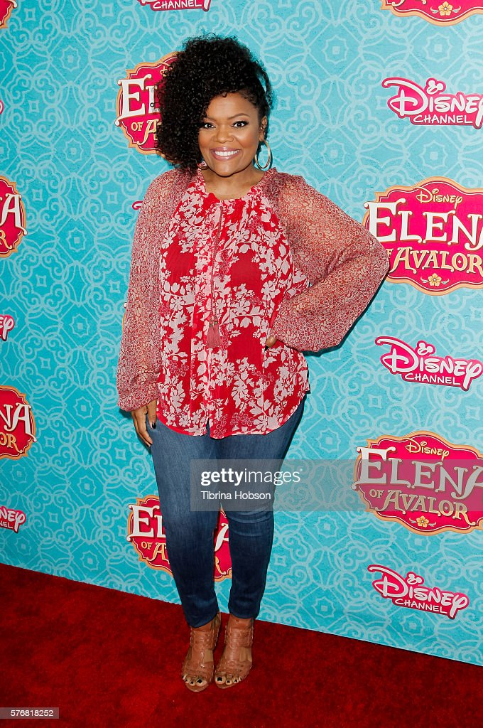 Yvette Nicole Brown attends the screening of Disney Channel's 'Elena Of Avalor' at The Paley Center for Media on July 16, 2016 in Beverly Hills, California.