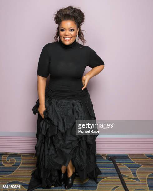 Yvette Nicole Brown is photographed for Essencecom on February 24 2017 in Los Angeles California