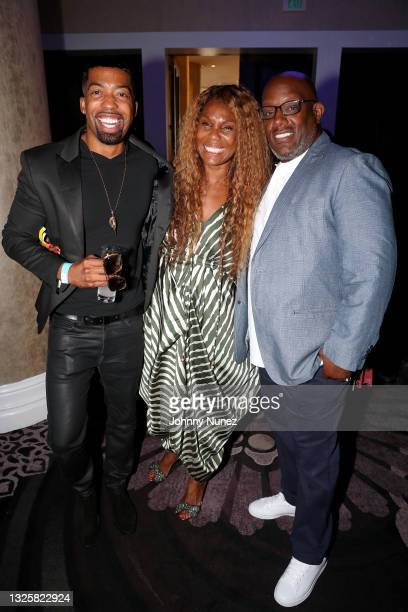 Yvette Noel-Schure attends the 5th Annual Innovators & Leaders Awards Brunch hosted by Culture Creators at The Beverly Hilton on June 26, 2021 in...