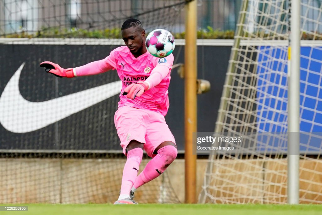 Yvon Mvogo Of Psv During The Club Friendly Match Between Hertha Bsc V News Photo Getty Images