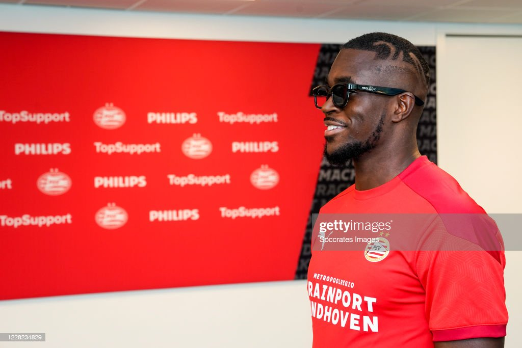 Yvon Mvogo Of Psv During The Contract Signing Yvon Mvogo Of Psv At News Photo Getty Images