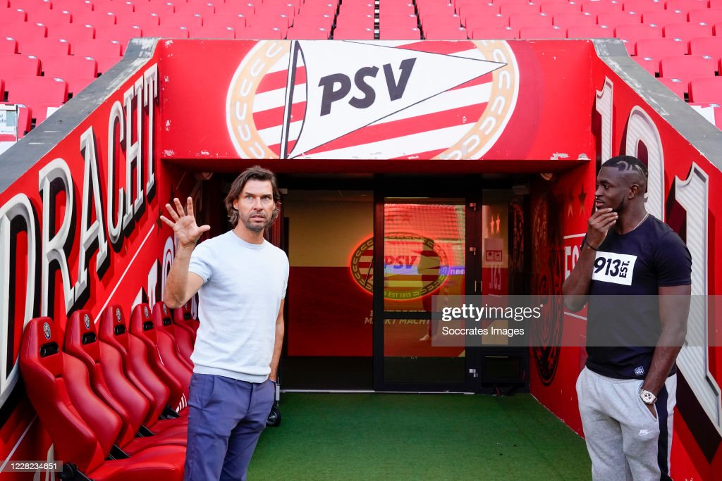 Yvon Mvogo Of Psv John De Jong Of Psv During The Contract Signing News Photo Getty Images