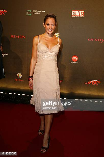 Yvonne Burbach Schauspielerin D beim 'new Faces award'