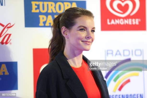 Yvonne Catterfeld during the Radio Regenbogen Award 2018 at Europapark Rust on March 23 2018 in Rust Germany